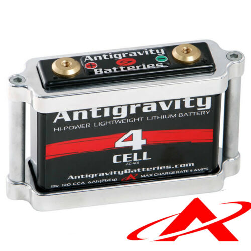 Antigravity AG-LC-62 LC Fabrications 4-Cell Battery Box for AG-401 /& AG-SC-1