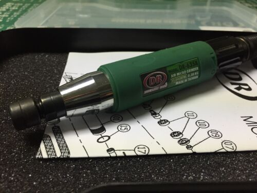 DR635A 3mm & 6mm Pencil Type Air Micro Grinder