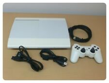 Sony PlayStation 3 Launch Edition 250GB Classic White Console