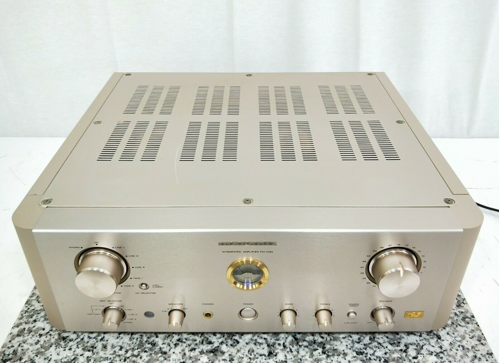 Marantz PM-14SA Integrated Amplifier in Excellent Condition
