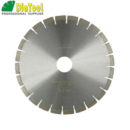 "DIATOOL 14/"" Diamond Silent Saw Blade Sandwich Steel Core Cutting Disc Bore 60mm"