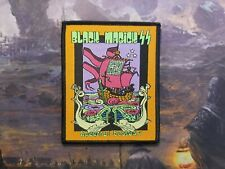 Black Magick SS Rainbow Nights Woven Patch