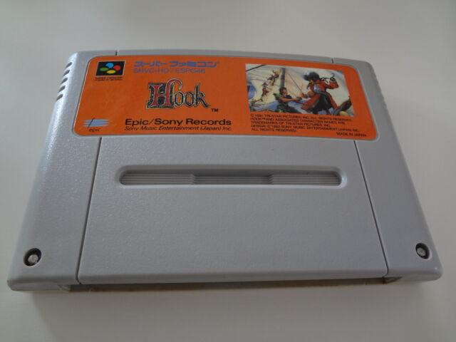 LOOSE Hook Nintendo Super Famicom Japan