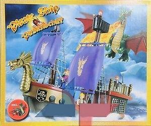 bateau pirate jeu activit figurine dragon jouet enfant. Black Bedroom Furniture Sets. Home Design Ideas