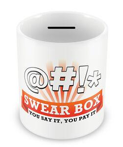Swear-Jar-MONEY-BOX-Gift-Idea-Dad-Son-Cursing-Naughty-Uncle-Savings-Great-45