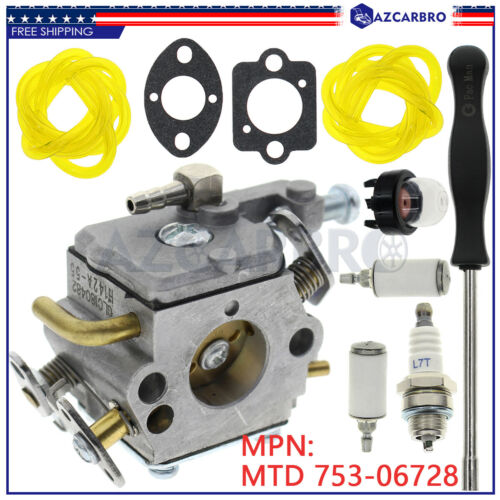 MTD 753-06728 Chainsaw Carburetor Genuine Part