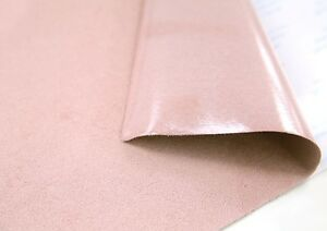 2pcs-Indie-pink-Suede-Faux-leather-FABRIC-STICKER-SHEET-craft-self-adhesive-FH