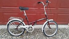 Retro Univega folding bike, Nice!