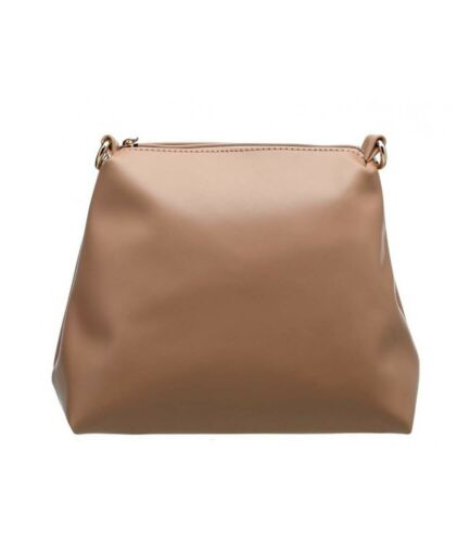 Bessie London Top Handled Faux Leather Colour Block Shopper Bag