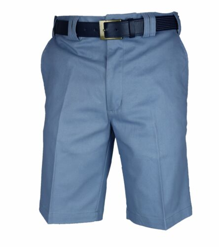 Mens Casual 166 Chino Style Stretch Shorts w//BELT 32-54 Casual Summer Holiday