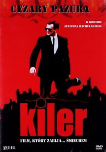 KILER (DVD) Juliusz Machulski (Shipping Wordwide) Polish - Warszawa, MAZOWIECKIE, Polska - KILER (DVD) Juliusz Machulski (Shipping Wordwide) Polish - Warszawa, MAZOWIECKIE, Polska