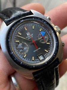 Tissot seastar chronographe Valjoux 7734 condizioni top uomo