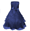 Flower-Girl-Birthday-Wedding-Bridesmaid-Kids-Pageant-Formal-Gown-Dresses-Toddler thumbnail 30