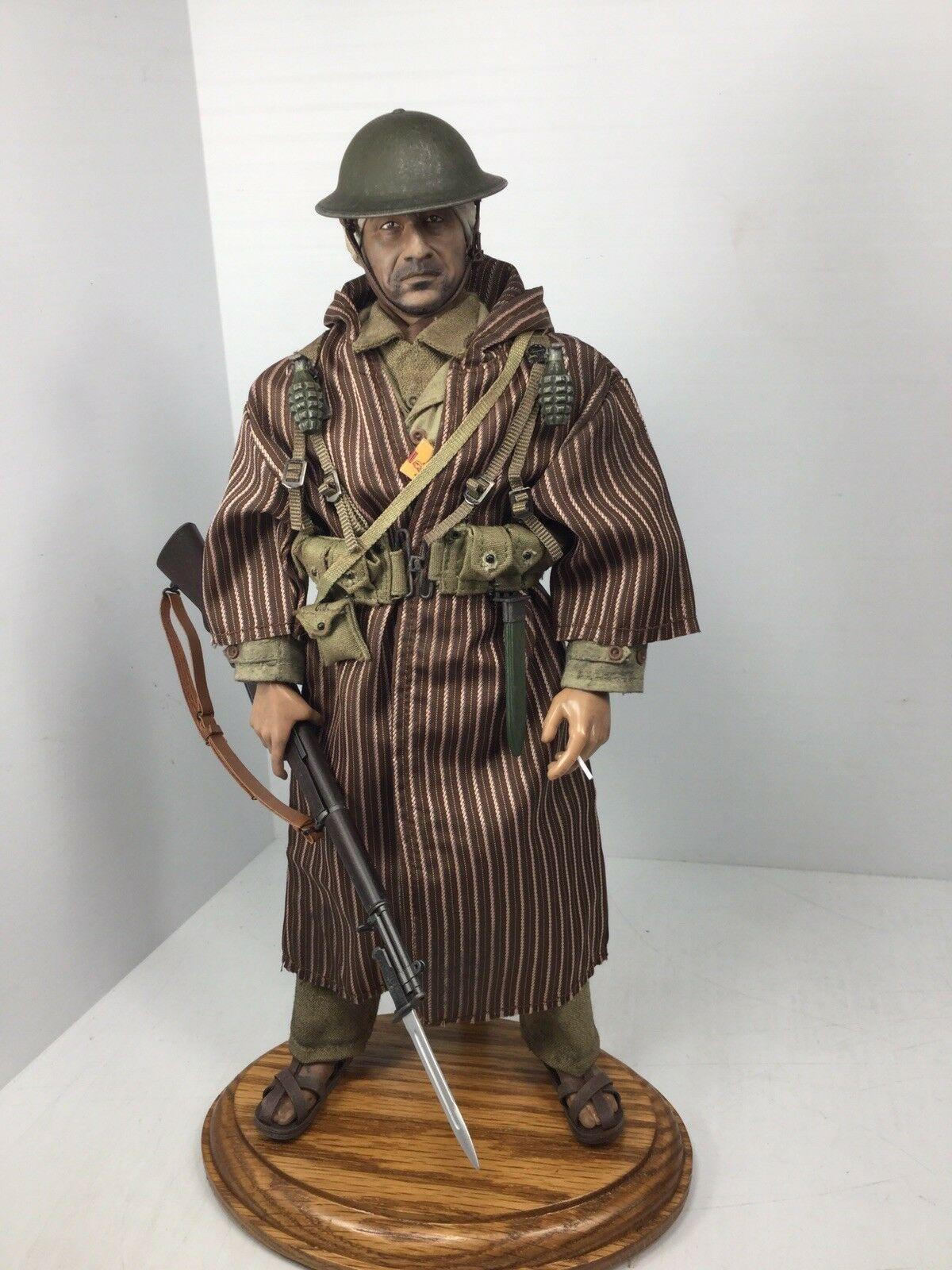 1 6 DRAGON (RARE) FRENCH EXPEDITION CORPS MgoldCCAN GARAND OAK STAND WW2 BBI DID