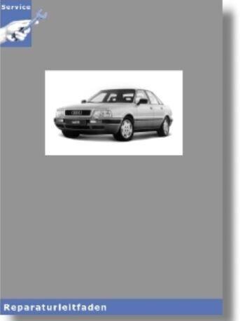 Audi 80 B4 92-96 Reparaturleitfaden Fahrwerk Frontantrieb