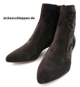 Homers-feminine-Stiefelette-foca-handschuhweich-saccetto-Gr-39-NEU