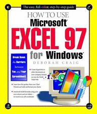 How to Use Microsoft Excel 97 for Windows (How It Works (Ziff-Davis/Que)), Craig