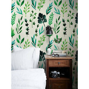 Wildflowers-Wall-wall-mural-Traditional-Non-Woven-Wallpaper-roll-Home-decor