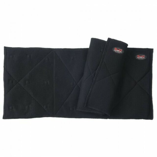 Tough-1 One Pair Magnetic Therapy Leg Quilts Horse Tack Equine