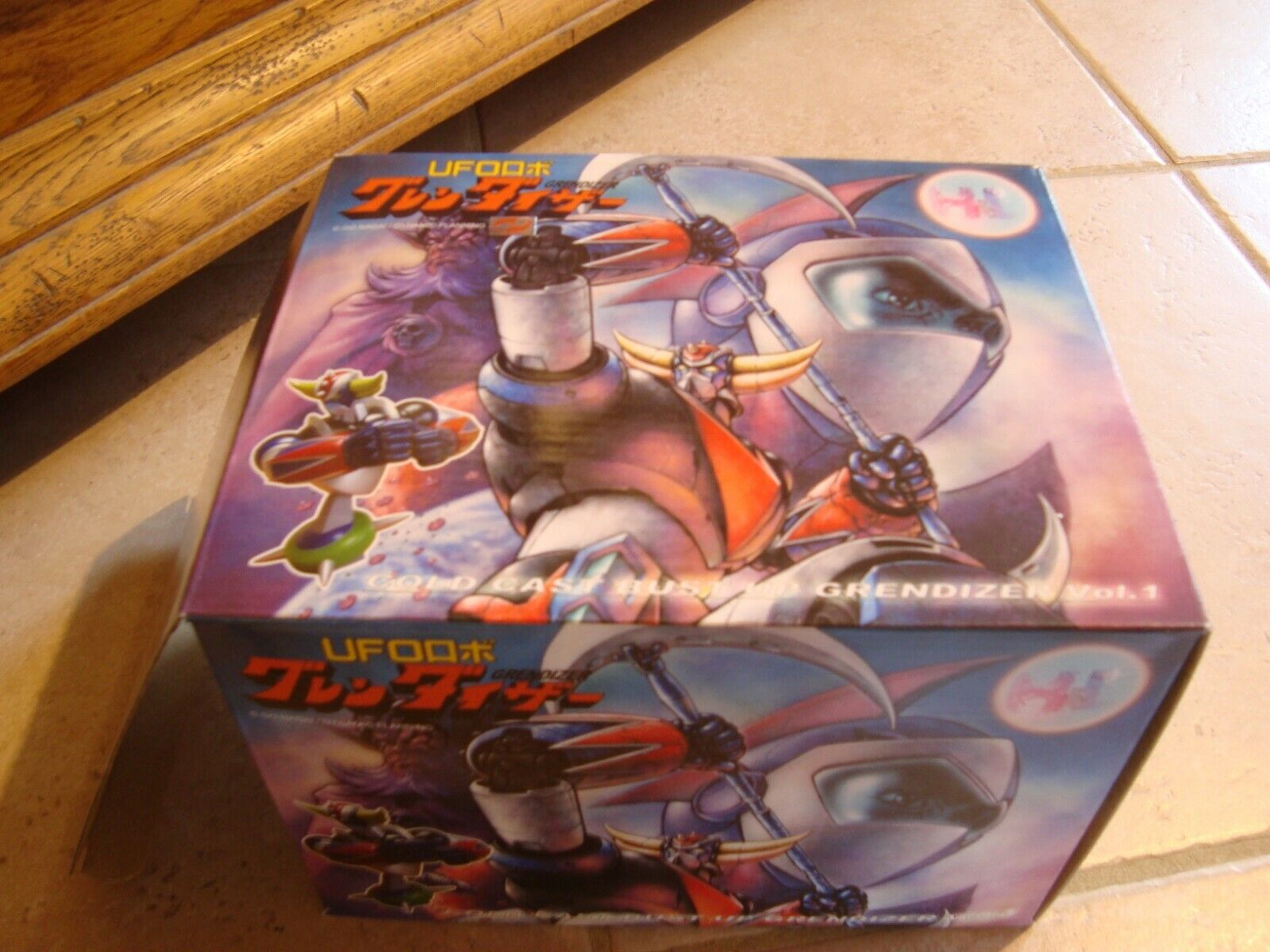 GoldORAK  GRENDIZER GoldRAKE SHOGUN SHOGUN SHOGUN WARRIORS HIGH DREAM POPY  MAZINGER hl pro ff6983