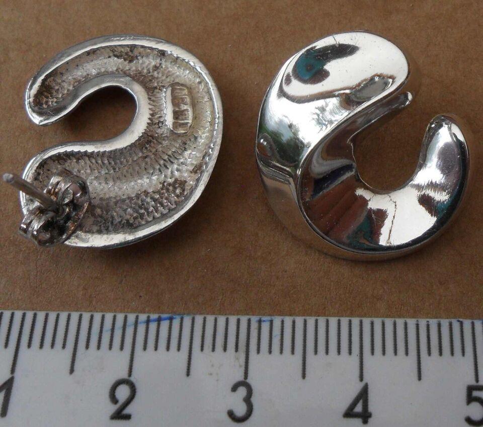 Ørestikker, sølv, Designsmykker.dk