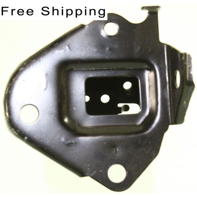 Front LH Side Bumper Bracket Reinforcement Extension Fits