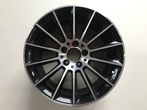 1x-Alufelge-18-Zoll-9x18-ET42-A1724011900-Mercedes-SLK-R172-AMG