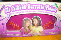 Ribbon Barrette Maker,