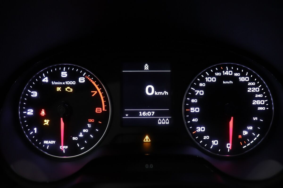 Audi A3 1,4 TFSi 125 Attraction Sportback