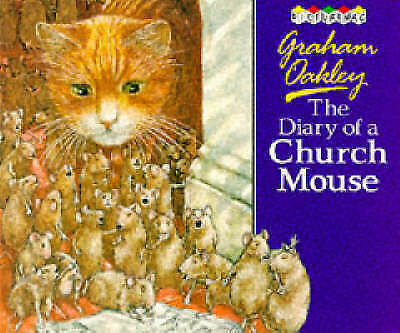 (Good)-The Diary of a Church Mouse (Picturemac) (Paperback)-Oakley, Graham-03334
