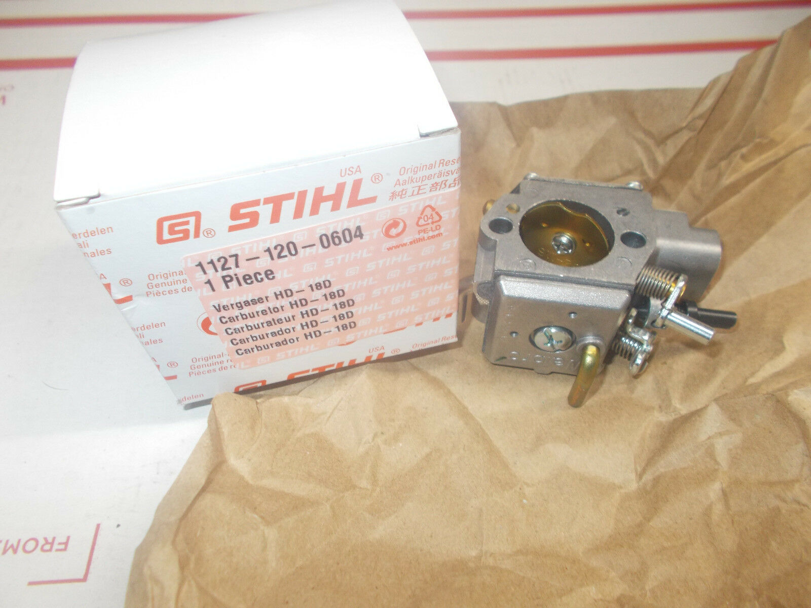 Vergaser Repair Rebuild Kit Für 4 Homelite XL XL 2 /& Super 2 Walbro HDC Carb