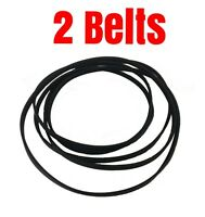 (2) 92 Belt For 341241 Maytag Whirlpool Dryers
