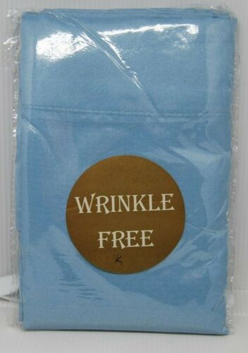 Pillowcases King Size For Home or Travel Microfiber Hypoallergenic Wrinkle Free