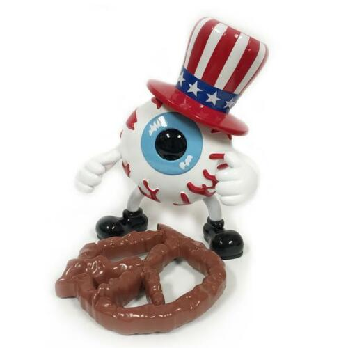 PEACE OF SH*T VINYL FIGURE BY ARTIST MISHKA L'AMOUR SUPREME X COLVER TOYQUBE