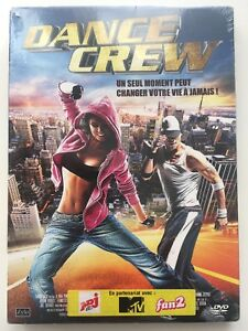 Dance-crew-DVD-NEUF-SOUS-BLISTER-Jordan-Bridges-Kate-Nauta-Brooklyn-Sudano