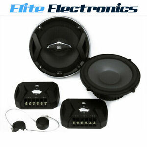 "JBL GTO-609C 6.5"" 2-WAY 270W COMPONENT CAR SPEAKER SYSTEM"