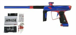New-Macdev-Clone-5-Infinity-Paintball-Gun-Clone5-Marker-Blue-and-Red