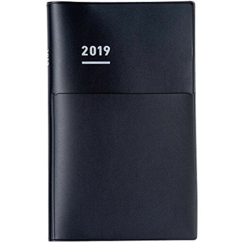 PSL Kokuyo Ni-JB1D-19 Jibun Techo Biz 2019 A5 Slim Beginning December 2018
