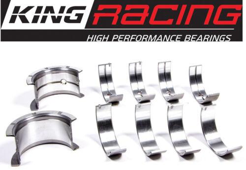 KING MB556HP Crankshaft Main RACE Bearings Set for Chevy 396 402 427 454 502