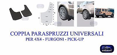 Size 1 Materiale Pick-up Splash-guards Mud-max Paraspruzzi Per 4x4 Furgoni