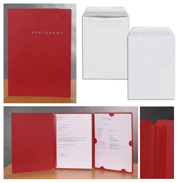Cartelline per Cv Pagna Select 3-teilig con rossoaia Diversi Vpe Vpe Vpe ´ S   A Prezzo Ridotto    finitura    Moda  1b6e8d