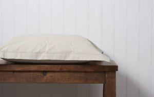 Christy-Oxford-Square-Pillowcase-Pair-100-Egyptian-Cotton-250-TC