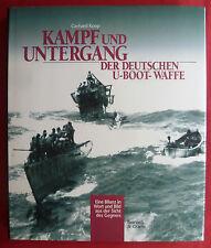 """""""KAMPF und UNTERGANG DER DEUTSCHEN U-BOOT-WAFFE""""~G. KOOP~KRIEGSMARINE WW 2~"""