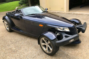 2001 Chrysler Prowler 2 dr. Roadster