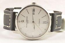 Baume & Mercier classima señores reloj automatico 42mm Weiss impecable