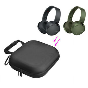 fe5a4e4c570 Image is loading Shockproof-Storage-Protect-Earphone-Case-for-Sony-MDR-
