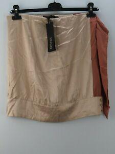 Damen Damenshirt Shirt Top SEIDE NEU Liu Jo Cipria/Rose Größe 36 S UVP 69,90€