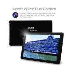 "IRULU NEW 10.1"" Android 5.1 Tablet PC Octa Core 16GB HDMI 1024*600 Wi-Fi Black"