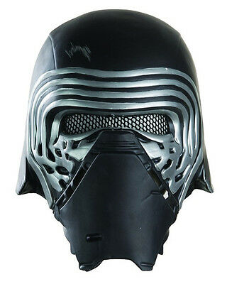 Kylo Ren Kinder Halb-Maske für Sci-Fi Fans