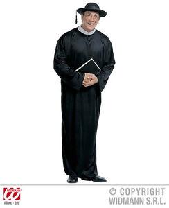 pretre-Pasteur-Pasteur-HABIT-Costume-gr-M-L-XL-3901